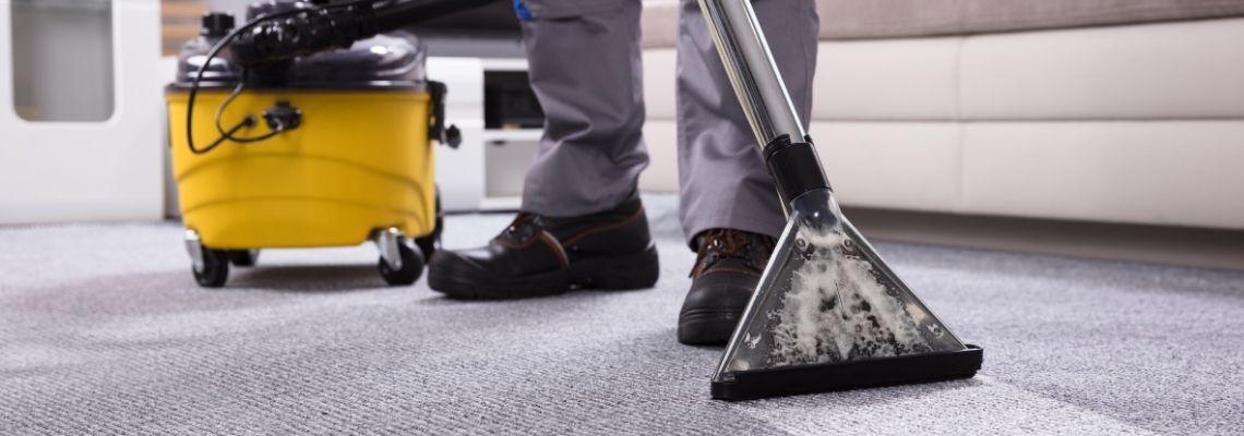 maschinelle Teppichreinigung für Füssen
