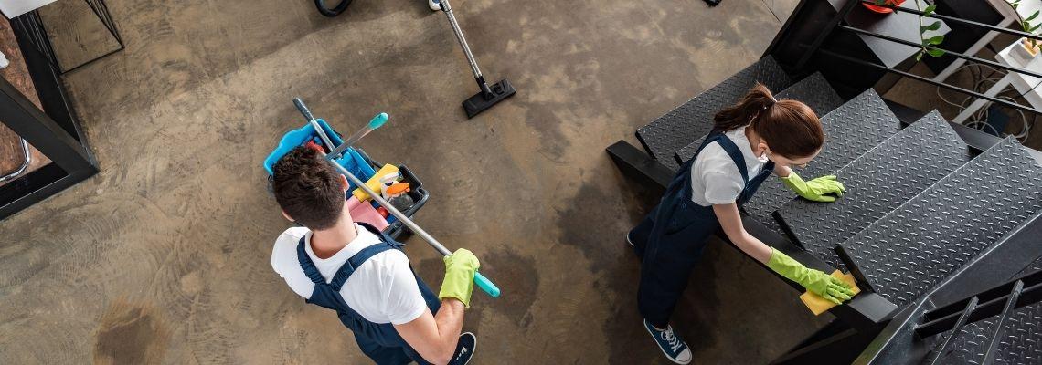 Reinigungsfirma in Füssen für das Ostallgäu